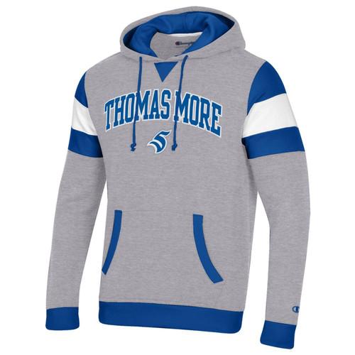 Champion Heritage Grey Hooded Sweatshirt