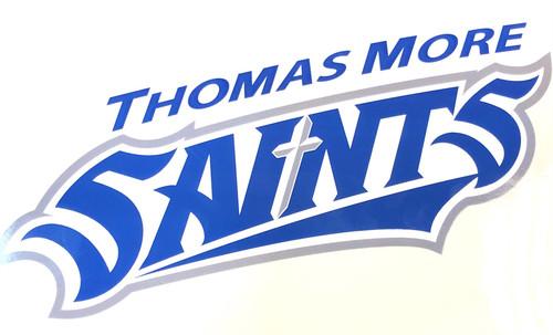Thomas More Saints Decal