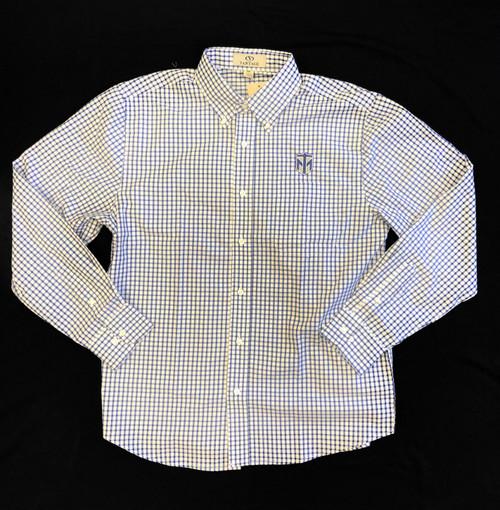 Vantage Checkered Dress Shirt