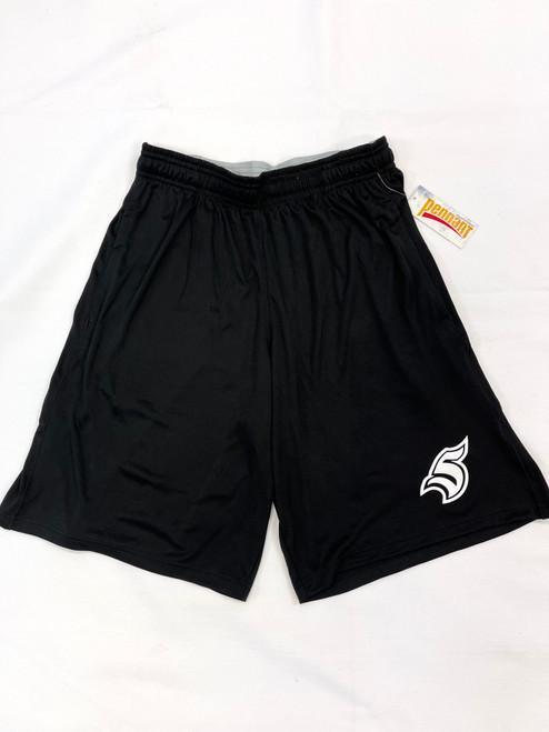 Pennant Men's Black Shorts