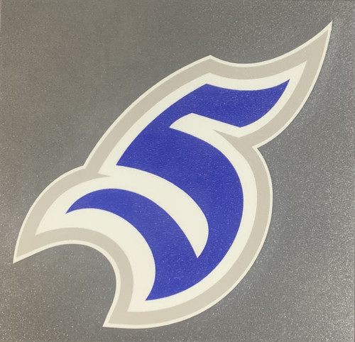 S Decal