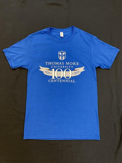 Blue Centennial Tee