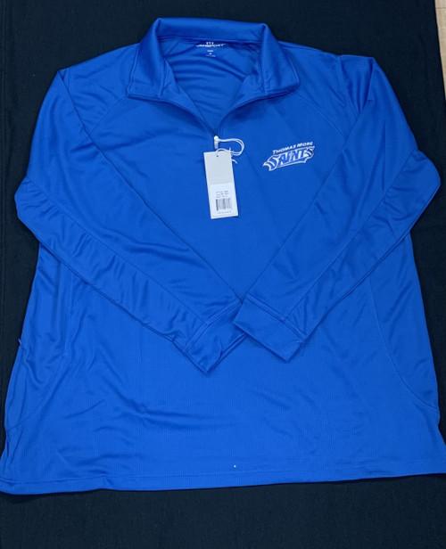 Women's Vansport Mesh 1/4 Zip Tech Pullover
