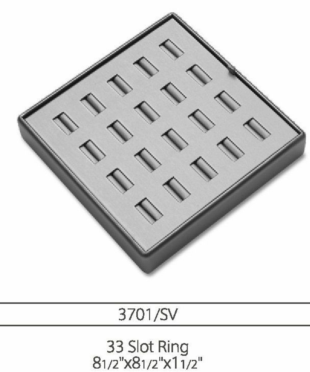 9X9 Leatherette  Trays