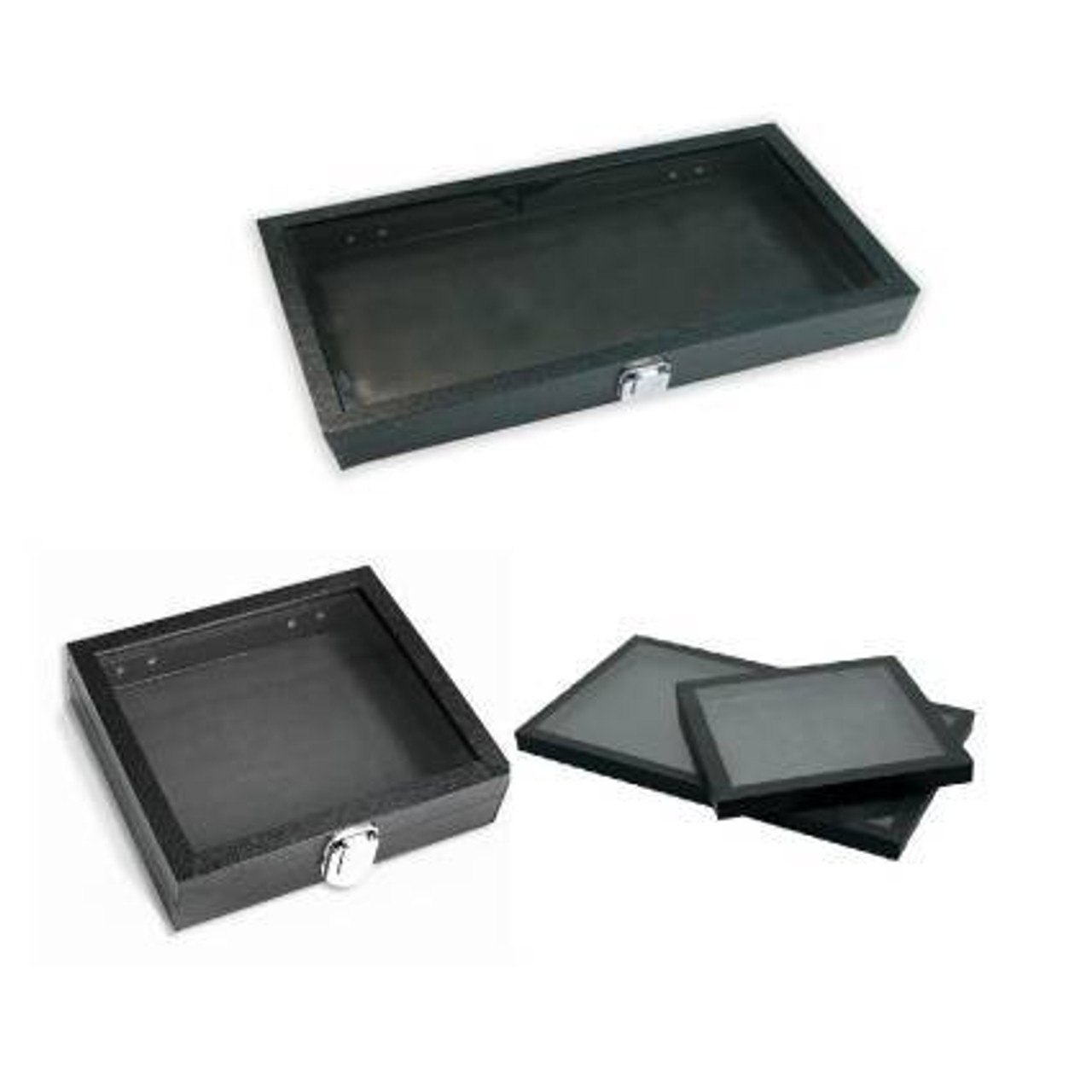 Clear Lid Trays