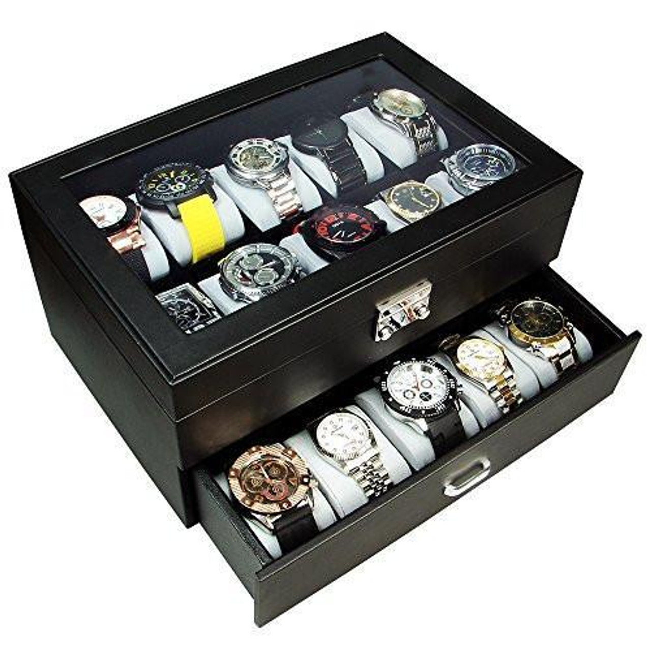 Watch Display Boxes/Cases