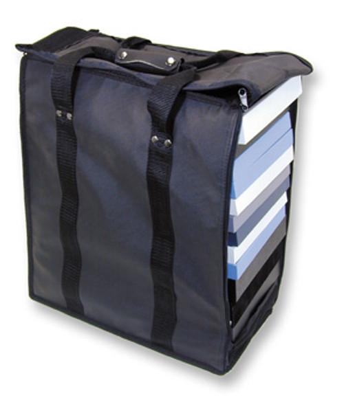 91-A2 Premium Fabric Soft Carrying Case Black