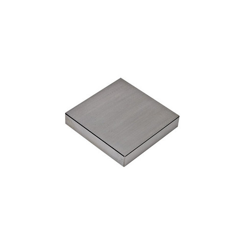 4 Inches X 6 Inches X 1 Inch Steel Bench Block