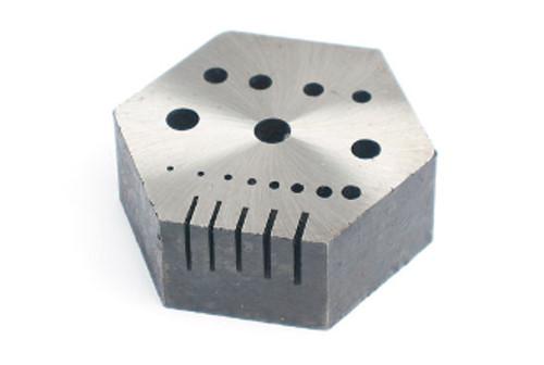 Anvil Hexagonal Steel Block