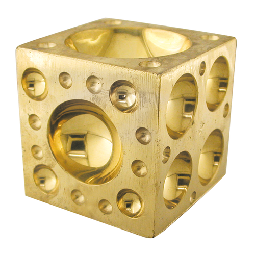 Brass Dapping Die 2 Inches