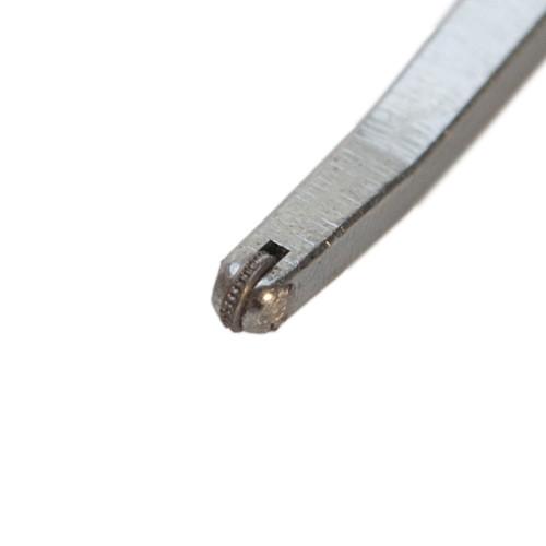 Size #6 Oval Milgrain Tool