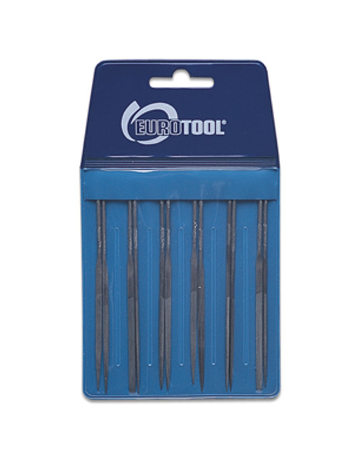 "4"" Mini Needle Files Set (12Pcs)"