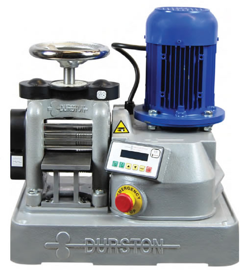 Durston Power Mill-DRM130 Combo Single Sided Motorized