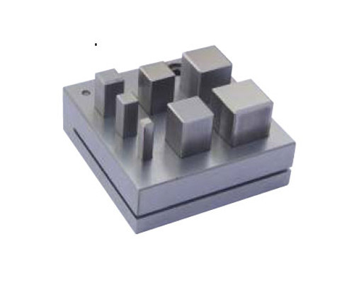 Square Disc Cutter (Set of 7)