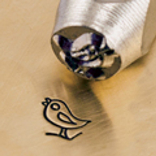 Song Bird 6mm Jewelry Stamp
