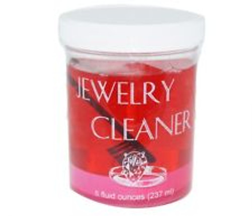 Jewelry Cleaner (8 Oz)