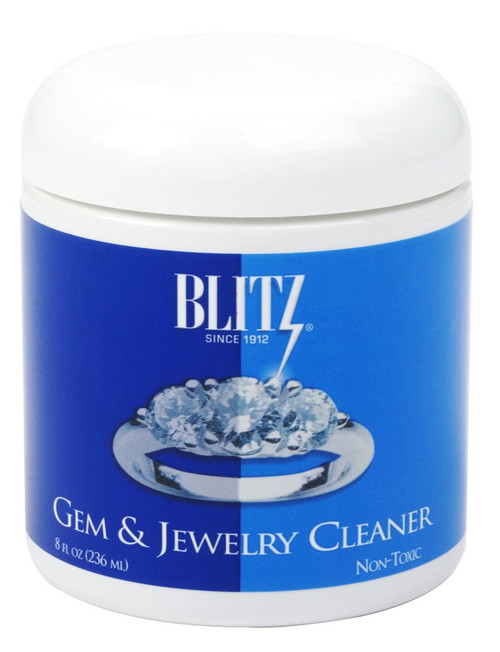 Gem and Jewelry Cleaner (8 Oz)