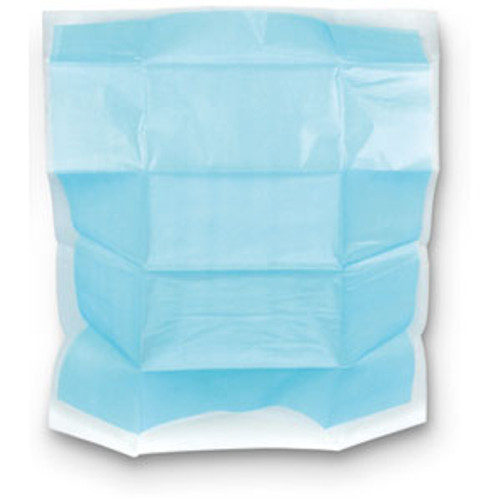 Diamond parcel paper Blue And White