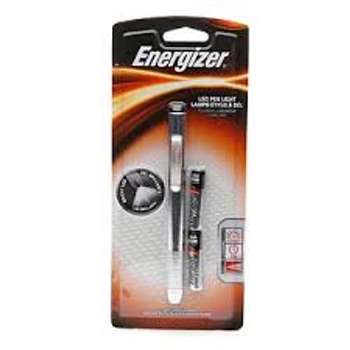 Energizer Aluminum Pen Led Flashlight