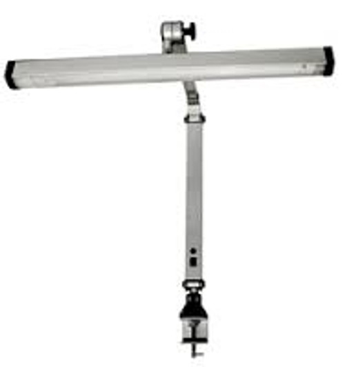 LED Bench Light With Clamp On Arbe