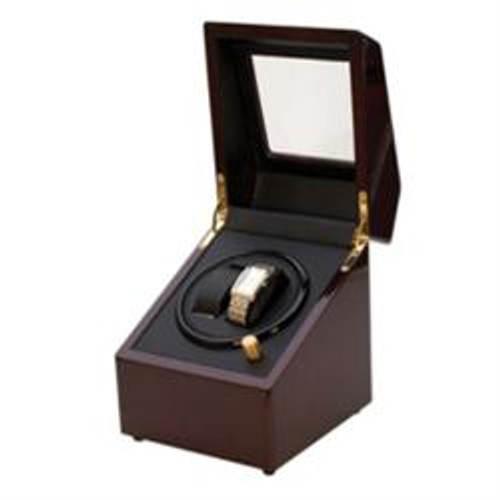 Double Automatic Watch Winder Deluxe Wood (OFFER ONLINE ONLY)