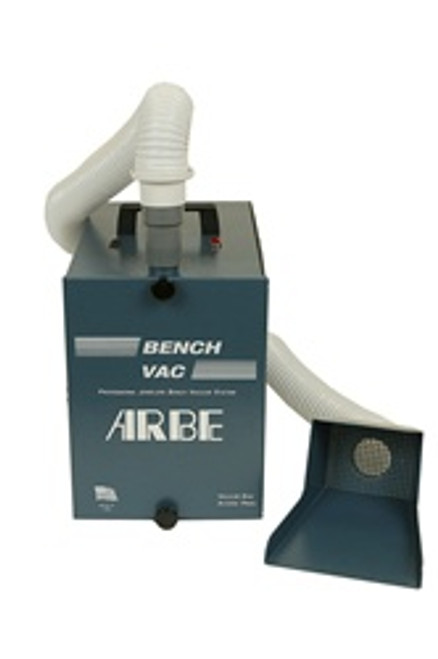 Arbe Bench Vacuum System With Fish Mouth JBV-05