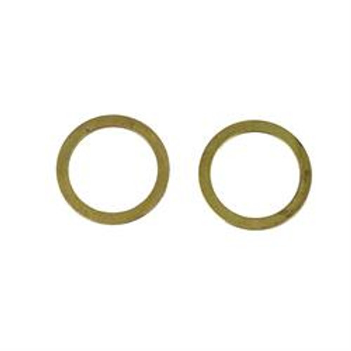"Brass Washer For Sight Glass ""O"" Rings  For Steamers"