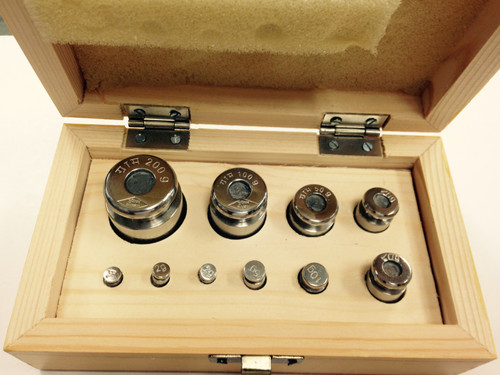 Scales Calibration Weight Kit Up To 200g