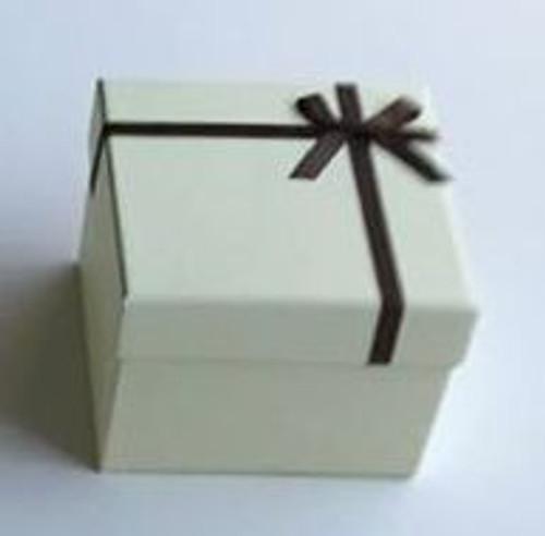 Watch Box Cardboard Chocolate Beige Type 3119-CB ( 12 pcs. )