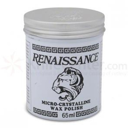 Renaissance Wax Micro-Crystalline Polish 65 ml (2.25 oz can) England