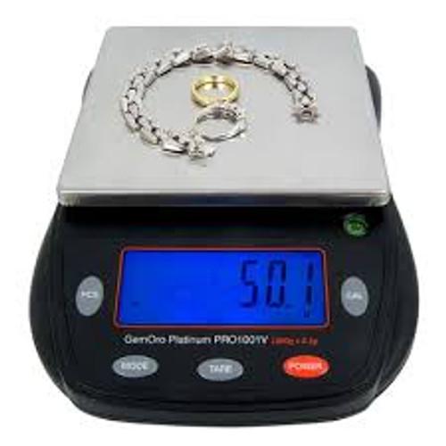 GemOro 9747 Platinum PRO1001V, 1000g X 0.1g 9747
