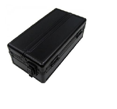 Diamond Parcel Paper Box  Aluminium Black small