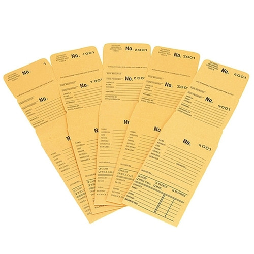 Triple Duty Repair Envelopes- Quick Order