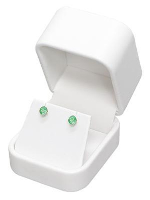 Earring Box Round Edge