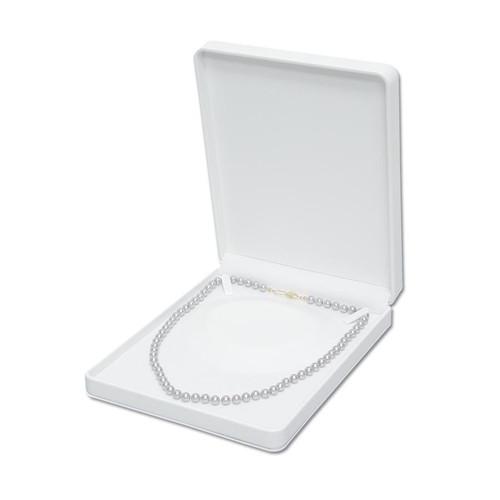 Necklace Box Large  Round Edge
