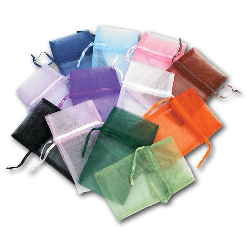 Assorted Drawstring Pouches