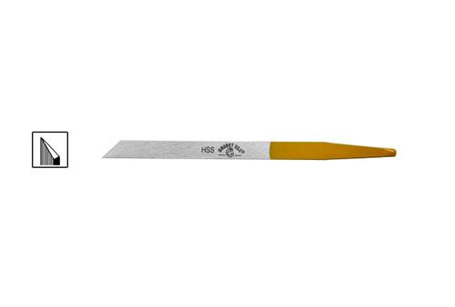 Grobet High Speed Steel Graver, Knife
