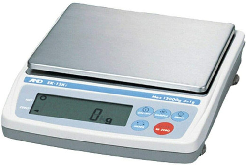 A&D Weighing EK-1200i NTEP, Legal For Trade Everest Compact Balance Series