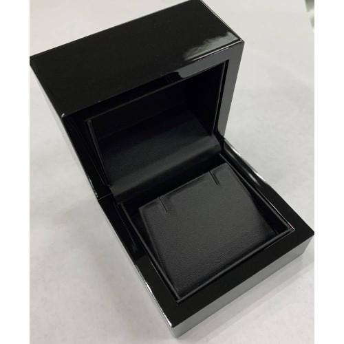 Earring Wood box Black Finish