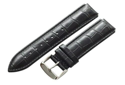 12 MM Premium Genuine Leather Watch Strap