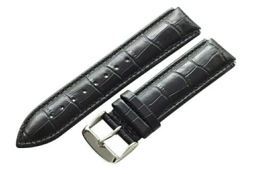 16 MM Premium Genuine Leather Watch Strap