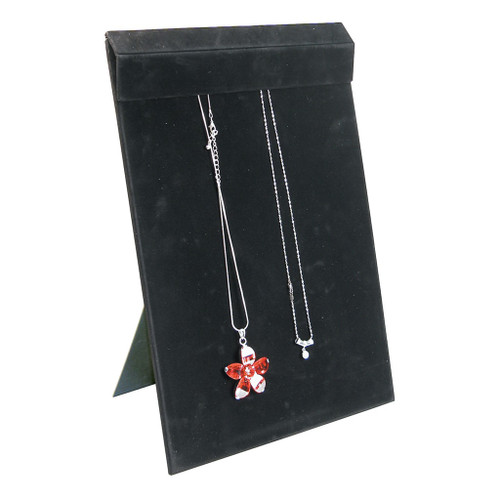 18 HOOK BK EASEL CHAIN STAND
