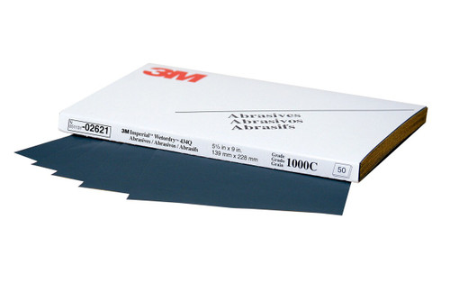3M Emery Paper Wet or Dry