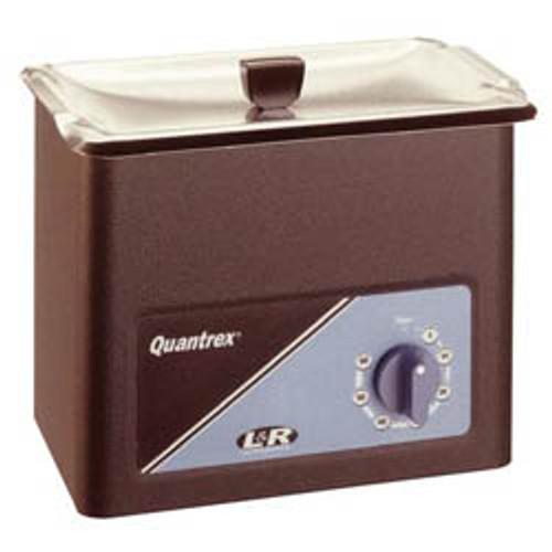 L&R Quantrex 140 W/Timer, Heat & Drain Ultrasonic