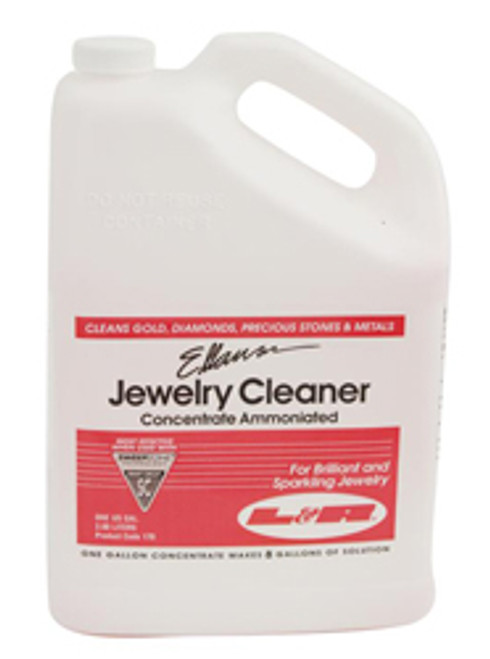 ELLANAR JEWELRY CLEANER AMMONIATED