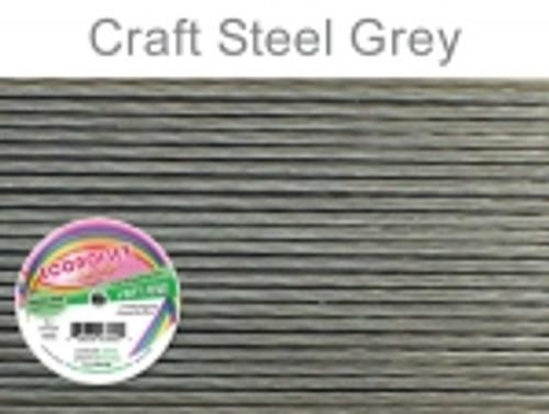 Econoflex- .010 mm Dia-30FT- Steel Tone