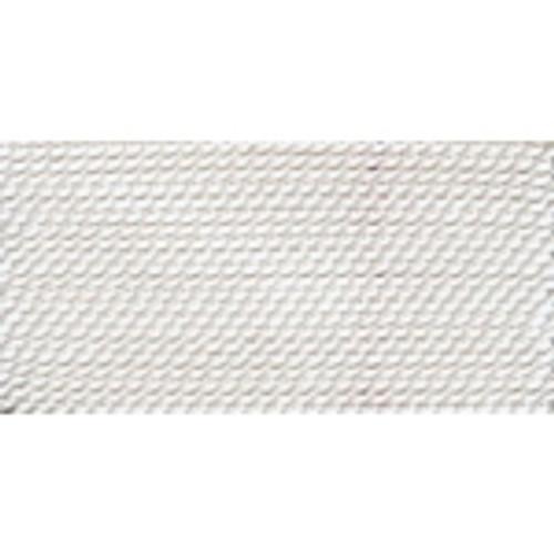White Silk Bead Cord
