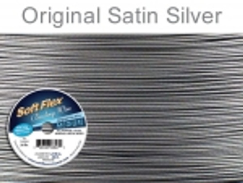 Soft Flex Wire-.019 Dia, 30ft Sp-Clear