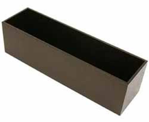 Coin Envelope Holder Black Wood (Large) 4x4x14