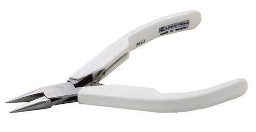 Lindstrom® Supreme Short Chain Nose Smooth Plier (7893)